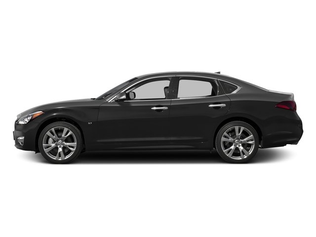 2018 INFINITI Q70 Base Price 5.6 LUXE RWD Pricing side view