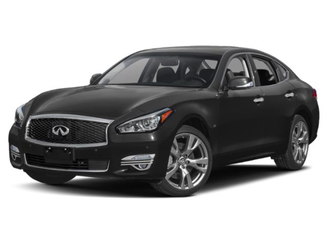 2018 INFINITI Q70 Prices and Values Sedan 4D AWD V8
