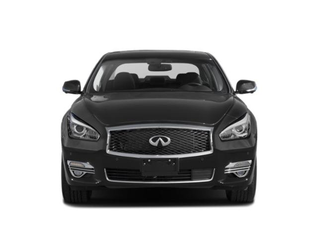 2018 INFINITI Q70 Prices and Values Sedan 4D AWD V8 front view