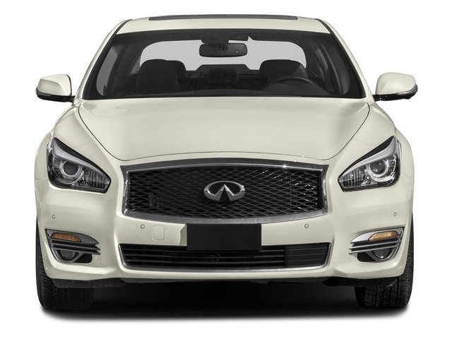 2018 INFINITI Q70L Base Price 3.7 LUXE RWD Pricing front view
