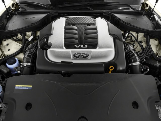 2018 INFINITI Q70L Pictures Q70L 3.7 LUXE AWD photos engine