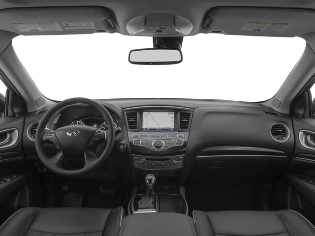 2018 INFINITI QX60 Pictures QX60 AWD photos full dashboard