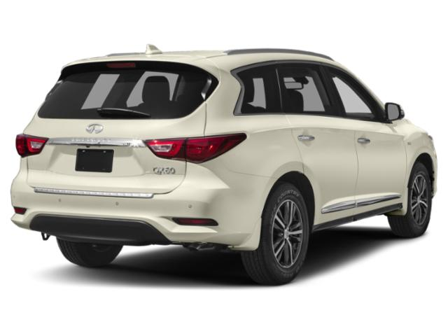 2018 INFINITI QX60 Pictures QX60 Utility 4D 2WD V6 photos side rear view