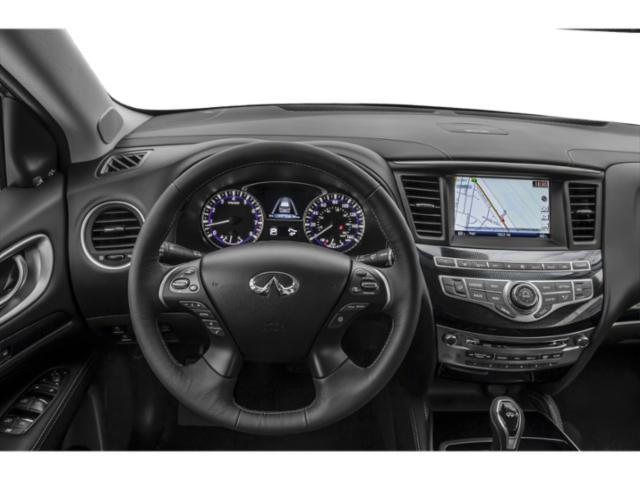 2018 INFINITI QX60 Pictures QX60 Utility 4D 2WD V6 photos driver's dashboard