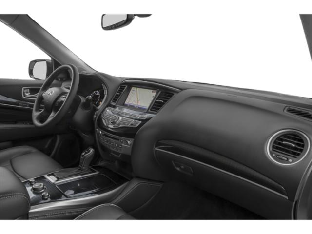 2018 INFINITI QX60 Pictures QX60 Utility 4D 2WD V6 photos passenger's dashboard