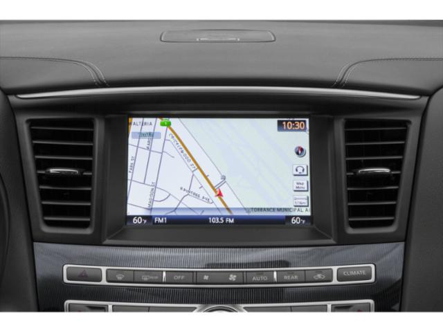 2018 INFINITI QX60 Prices and Values Utility 4D 2WD V6 navigation system