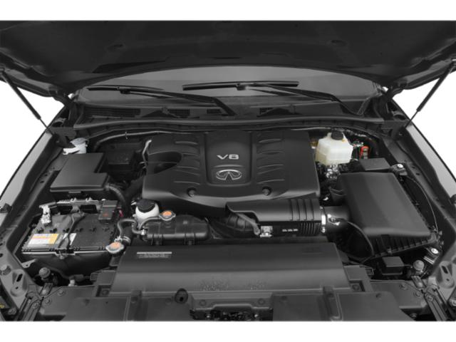 2018 INFINITI QX80 Prices and Values Utility 4D 2WD V8 engine
