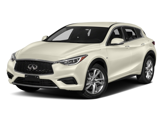 2018 INFINITI QX30 Pictures QX30 Utility 4D Sport 2WD photos side front view