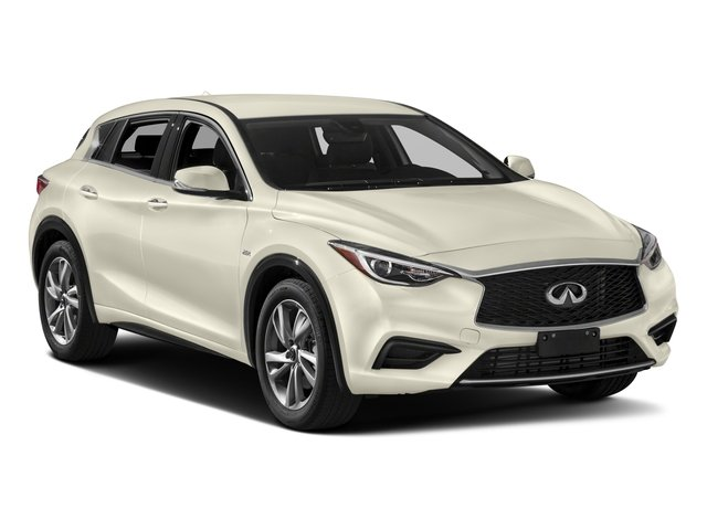 2018 INFINITI QX30 Base Price Luxury AWD Pricing side front view