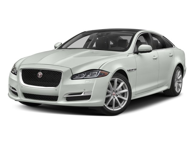 2018 Jaguar XJ Pictures XJ XJ Supercharged RWD photos side front view