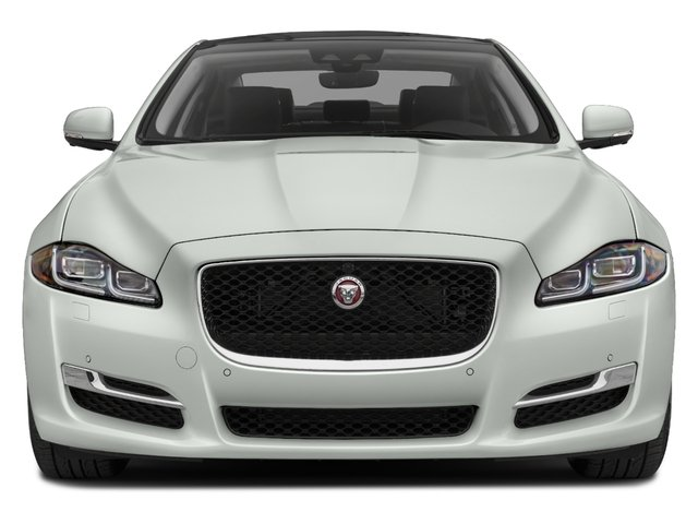 2018 Jaguar XJ Pictures XJ XJ Supercharged RWD photos front view