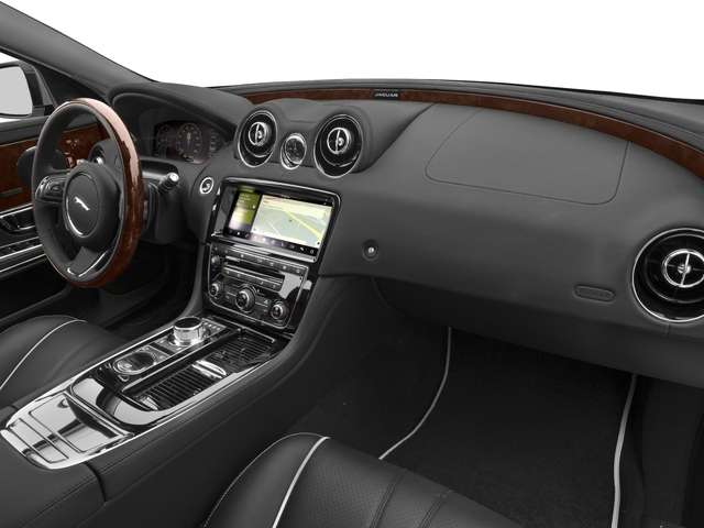 2018 Jaguar XJ Pictures XJ XJ Supercharged RWD photos passenger's dashboard