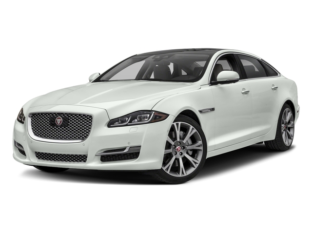 Attractive 2018 Jaguar XJ Base Price XJL Portfolio AWD Pricing Side Front View
