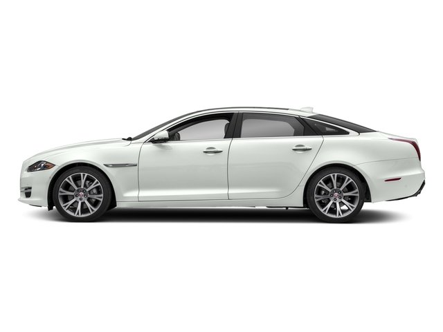 2018 Jaguar XJ Base Price XJL Portfolio RWD Pricing side view