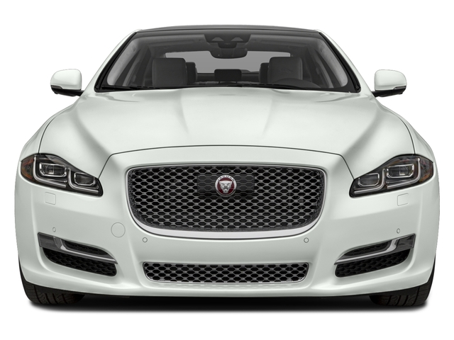 2018 Jaguar XJ Base Price XJL Portfolio RWD Pricing front view