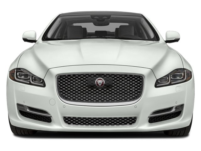 2018 Jaguar XJ Pictures XJ XJL Portfolio RWD photos front view