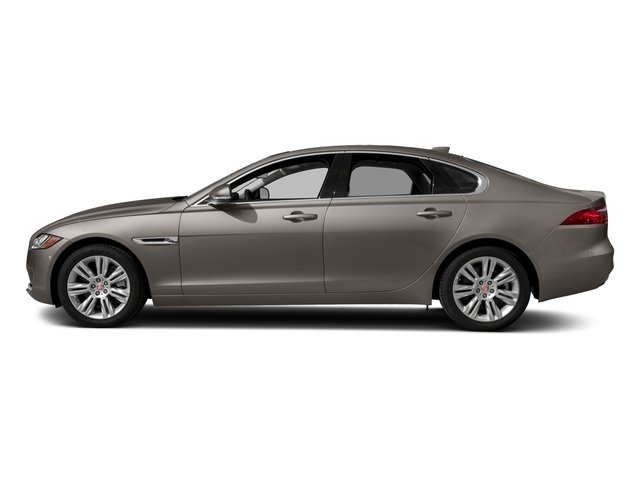 2018 Jaguar XF Pictures XF Sedan 25t Premium AWD photos side view