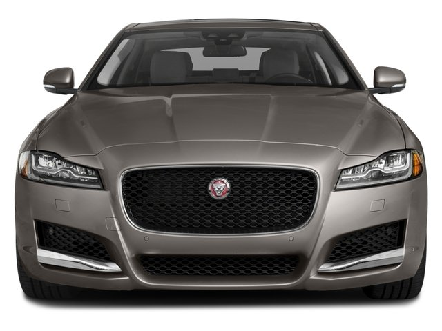 2018 Jaguar XF Pictures XF Sedan 30t Premium RWD photos front view