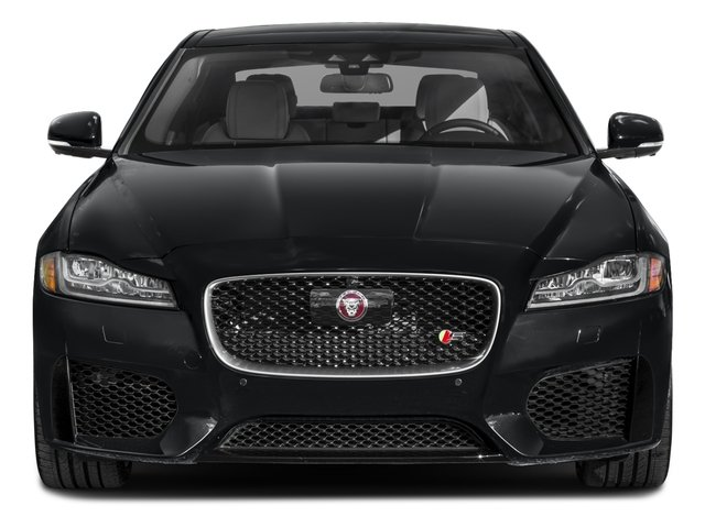 2018 Jaguar XF Pictures XF Sedan S AWD photos front view