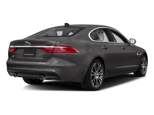 2018 Jaguar XF Base Price Sedan 20d Prestige RWD Pricing side rear view