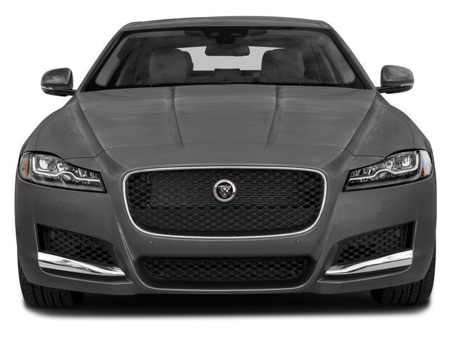 2018 Jaguar XF Pictures XF Sedan 25t Prestige AWD photos front view