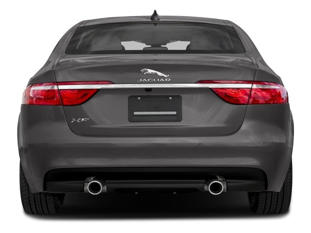 2018 Jaguar XF Pictures XF Sedan 20d Prestige AWD photos rear view