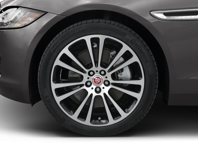 2018 Jaguar XF Pictures XF Sedan 30t Prestige RWD photos wheel