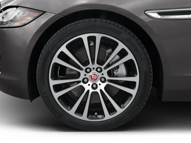 2018 Jaguar XF Pictures XF Sedan 25t Prestige AWD photos wheel