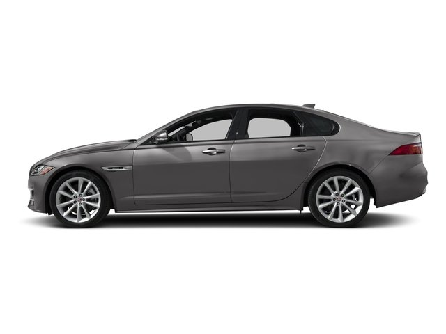 2018 Jaguar XF Pictures XF Sedan 35t R-Sport AWD *Ltd Avail* photos side view