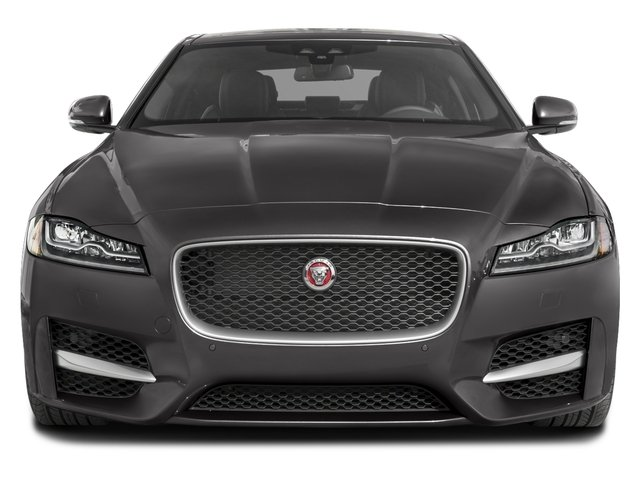 2018 Jaguar XF Pictures XF Sedan 25t R-Sport RWD photos front view