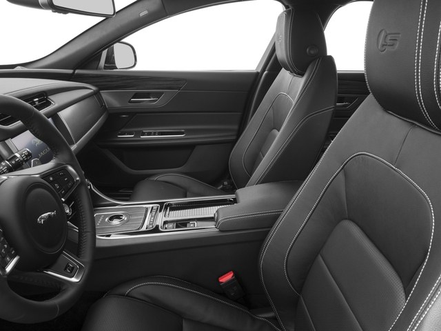 2018 Jaguar XF Pictures XF Sportbrake First Edition AWD photos front seat interior