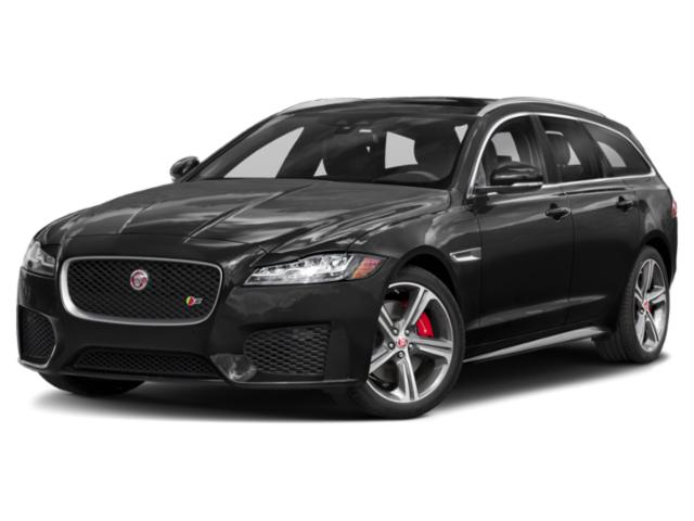 2018 Jaguar XF Pictures XF Wgn 4D Sportbrake First Edition AWD photos side front view