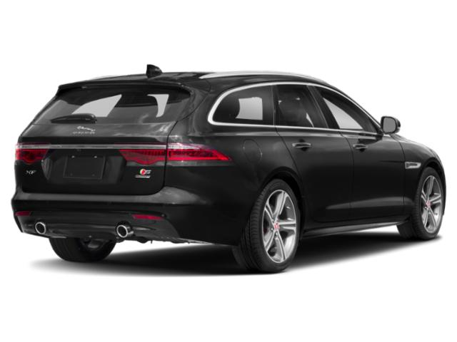 2018 Jaguar XF Prices and Values Wgn 4D Sportbrake First Edition AWD side rear view