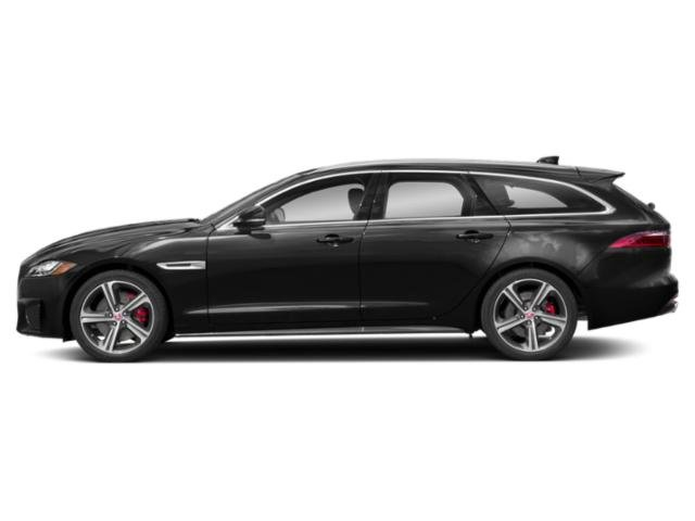2018 Jaguar XF Prices and Values Wgn 4D Sportbrake First Edition AWD side view