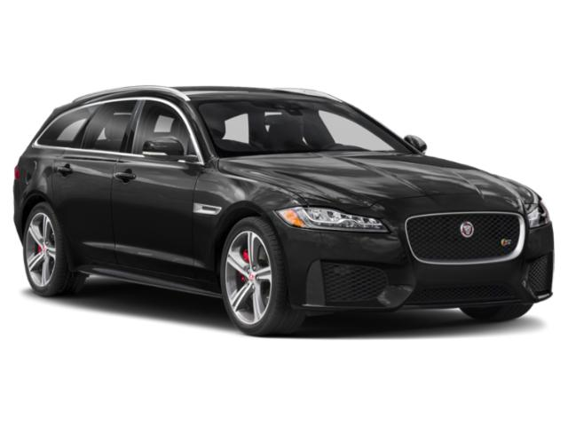 2018 Jaguar XF Prices and Values Wgn 4D Sportbrake First Edition AWD side front view