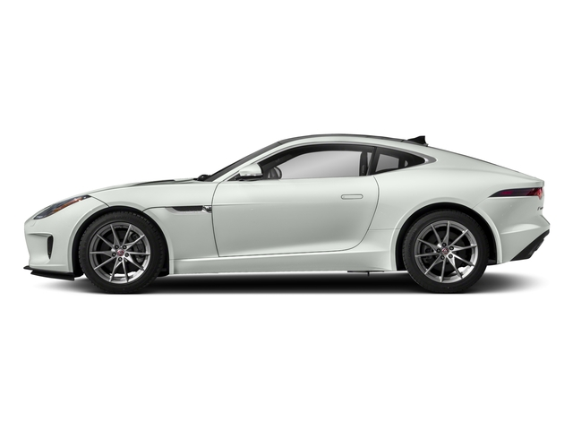 2018 Jaguar F-TYPE Pictures F-TYPE Coupe Auto 340HP photos side view