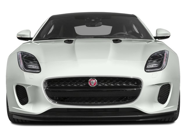 2018 Jaguar F-TYPE Base Price Coupe Auto 380HP Pricing front view