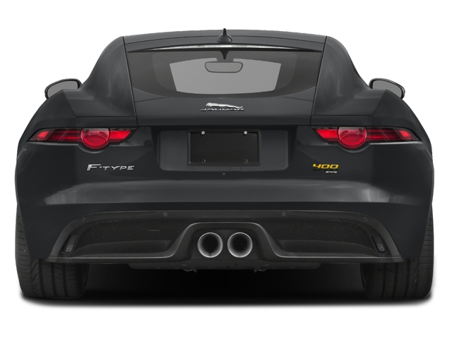 2018 Jaguar F-TYPE Pictures F-TYPE Coupe Auto 400 Sport photos rear view