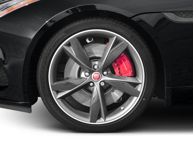 2018 Jaguar F-TYPE Pictures F-TYPE Coupe Auto R-Dynamic AWD photos wheel