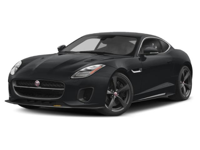 2018 Jaguar F-TYPE Pictures F-TYPE Coupe Auto 380HP photos side front view