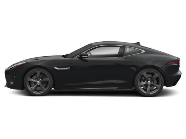 2018 Jaguar F-TYPE Base Price Coupe Auto SVR AWD Pricing side view