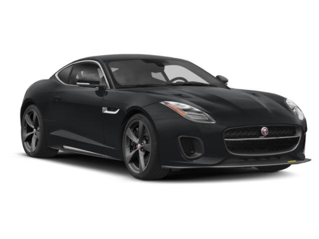 2018 Jaguar F-TYPE Pictures F-TYPE Coupe 2D R-Dynamic photos side front view