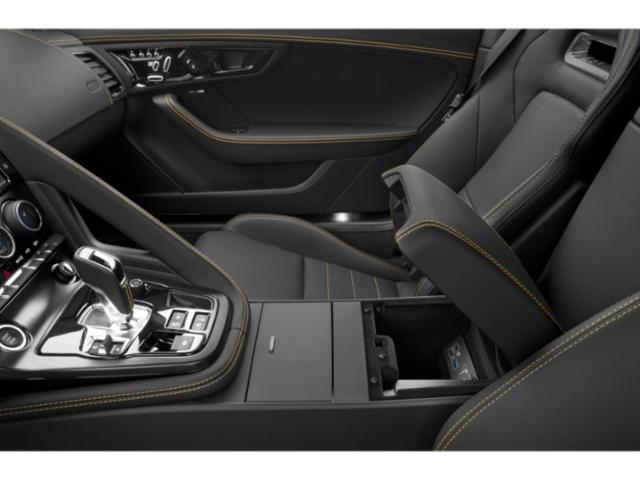 2018 Jaguar F-TYPE Pictures F-TYPE Coupe 2D R-Dynamic photos center storage console