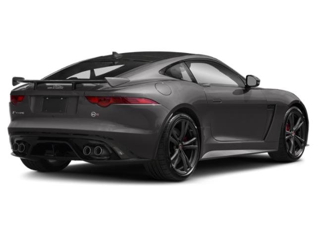 2018 Jaguar F-TYPE Pictures F-TYPE Coupe Auto 380HP photos side rear view
