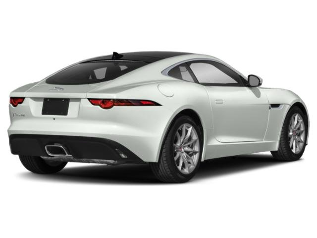 2018 Jaguar F-TYPE Pictures F-TYPE Coupe 2D 380 photos side rear view