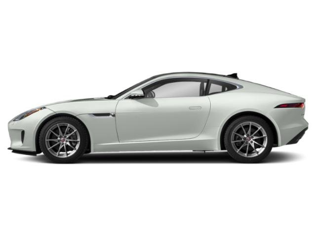 2018 Jaguar F-TYPE Pictures F-TYPE Coupe Auto 380HP photos side view