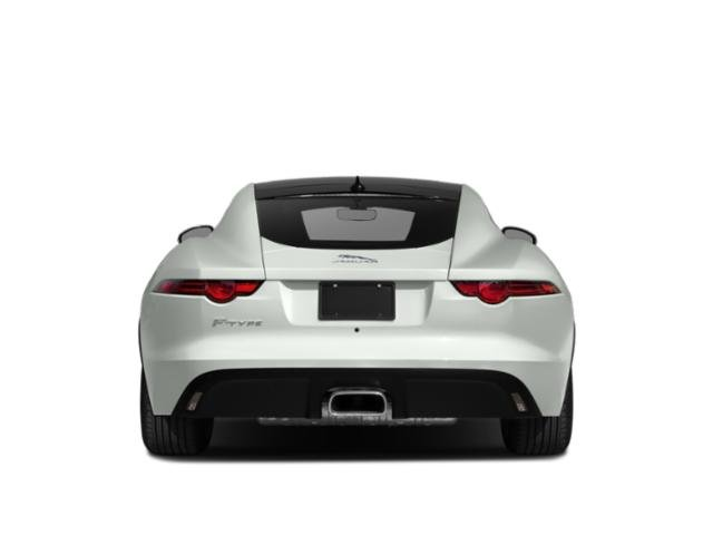 2018 Jaguar F-TYPE Pictures F-TYPE Coupe Auto 380HP photos rear view