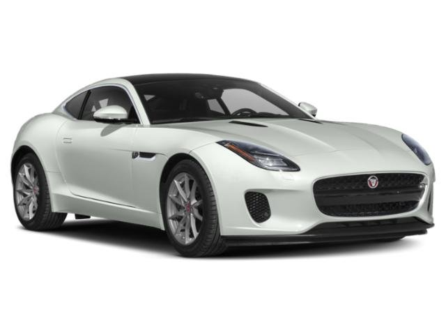 2018 Jaguar F-TYPE Pictures F-TYPE Coupe 2D R-Dynamic AWD photos side front view