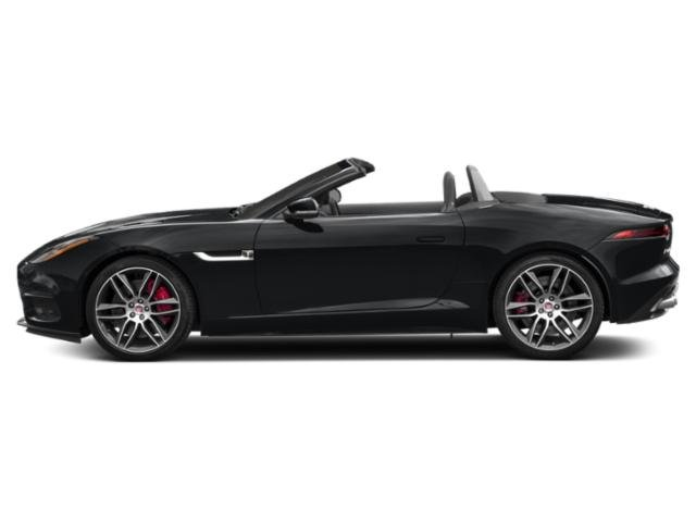 2018 Jaguar F-TYPE Pictures F-TYPE Coupe 2D R-Dynamic AWD photos side view