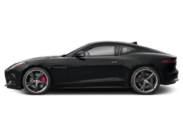 2018 Jaguar F-TYPE Pictures F-TYPE Convertible Auto R AWD photos side view